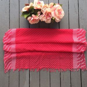 American Eagle Pink Shall / Summer Scarf